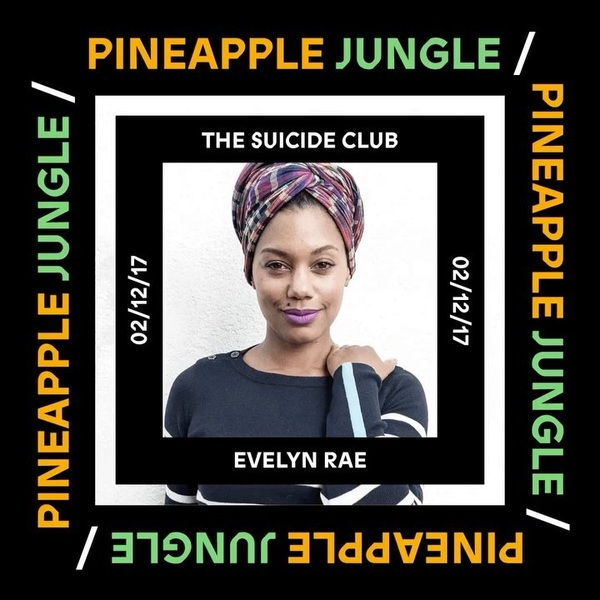 Find out who's joining our female only line up @the_suicide_club_  this saturday, bring a pineapple and come in for free #pineapplejungle