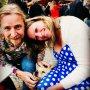 Deze sweethearts zijn m'n vriendjes💕 Hallo @barbaraverbeek.nl & @champagnebar.nl #dudokinhetpark #opening #newkidintown #dogsallowed #misspublicitynl