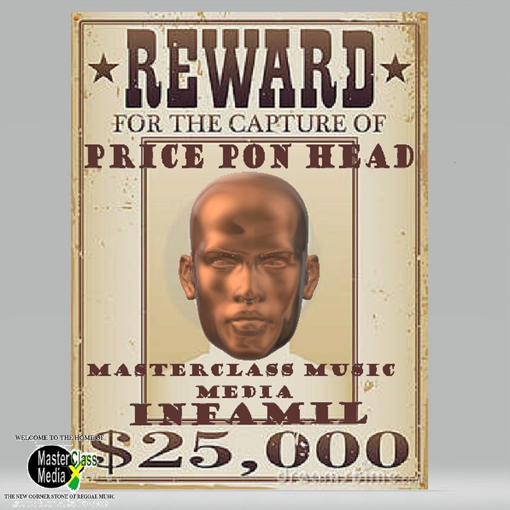 INFAMIL - PRICE PON HEAD - SINGLE #ITUNES 8/16/19