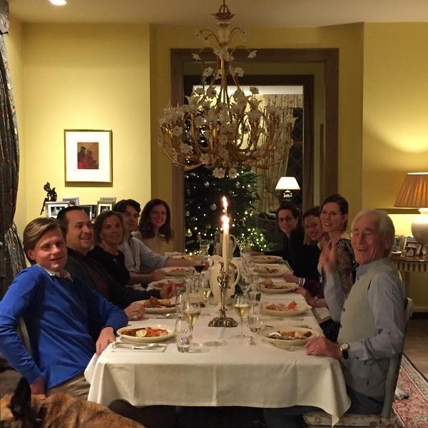 #christmas #dinner #family #2017