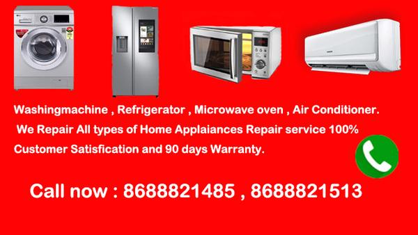 Whirlpool Air Conditioner Service Center in Matunga Road