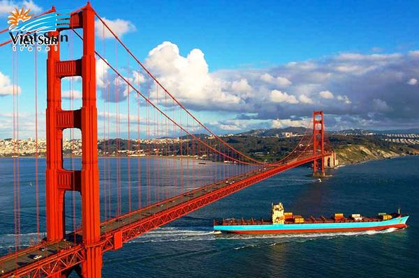 Linkedin: Vé máy bay đi Mỹ Vaness Booking
