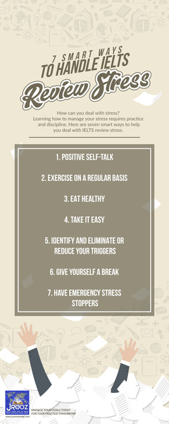7 Smart Ways to Handle IELTS Review Stress