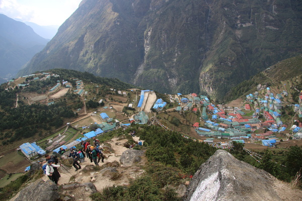 Everest Trekking Nepal