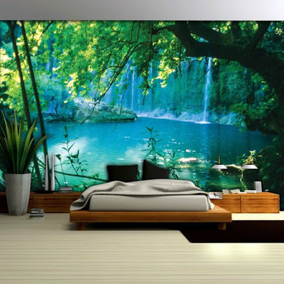 How to choose a 3D wallpaper for walls?