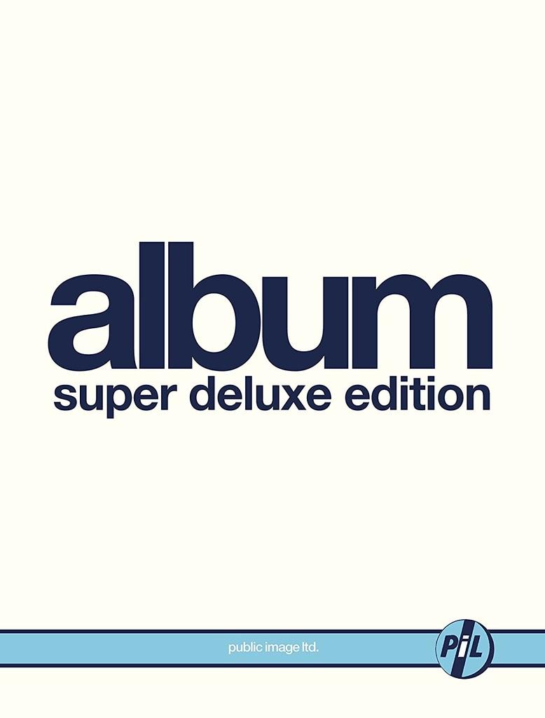 パブリック・イメージ・リミテッド / ALBUM (スーパー・デラックス・エディション 4CD)