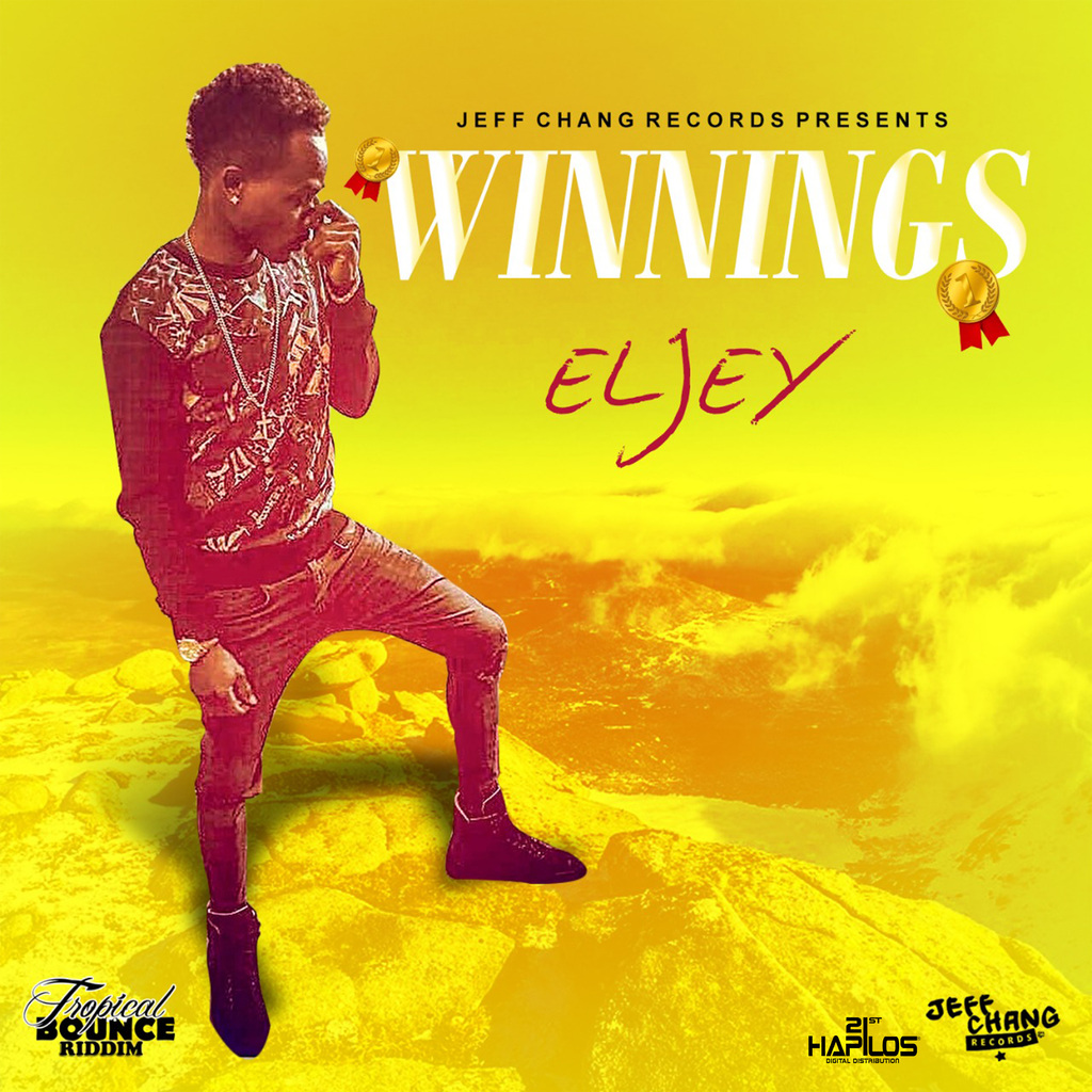 EL JEY - WINNINGS - SINGLE #ITUNES 7/20/18 @_AnjuPang
