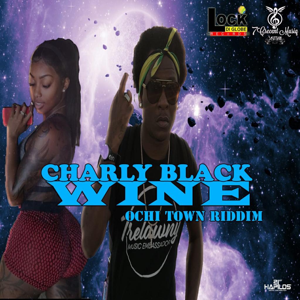 CHARLY BLACK - WINE - SINGLE #ITUNES 2/15/19