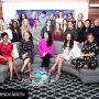 My daughter reposted this yesterday. She works in the production industry. Here she is on the Social.  #Repost @thesocialctv with @get_repost ・・・ The Social sisterhood. ❤️ We are truly thankful for this inspiring group of women who work on #TheSocialCTV team. We stand together today (and every day) to uplift, support and make all women's voices heard. Who are the women in that inspire you? #InternationalWomensDay #IWD2018