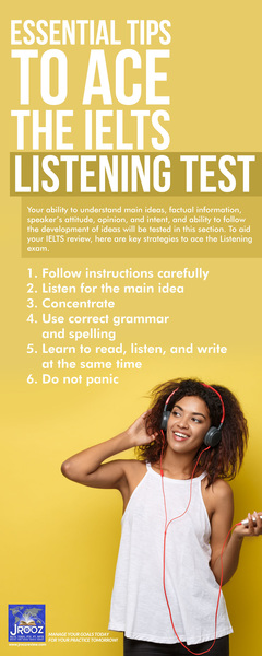 Essential Tips to Ace the IELTS Listening Test