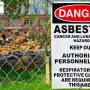 Asbestos can pose a serious threat to you and your family's health. Why is Asbestos Dangerous? Learn more below.  http://bit.ly/2lgx4VM