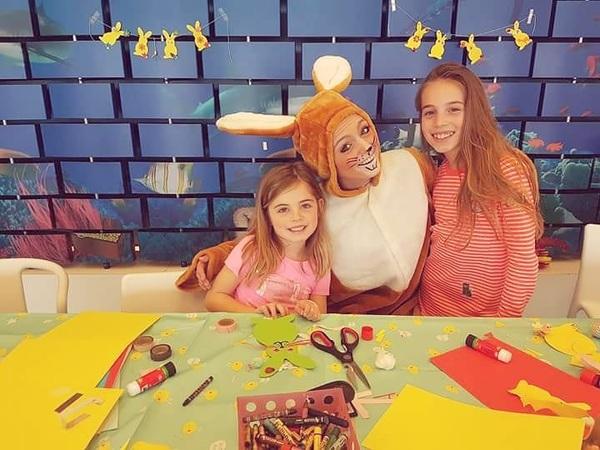 Hier in het Emma blikken wij terug op een ontzettend leuke Pasen. Voor de kinderen werd er een Paasknutselmiddag georganiseerd door Criteo. Hartelijk bedankt voor deze gezellige middag!🐣💕