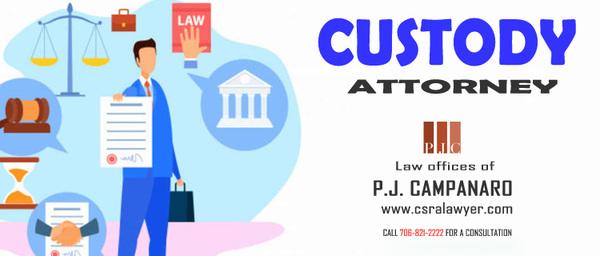 Custody Attorney in Augusta, GA | PJ Campanaro