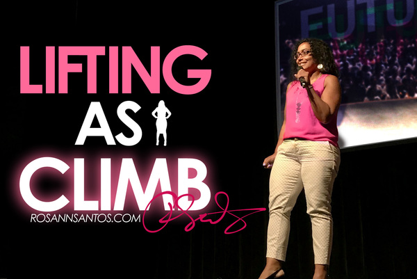 Bilingual Latino Keynote Speakers Under $10000 - Rosann Santos