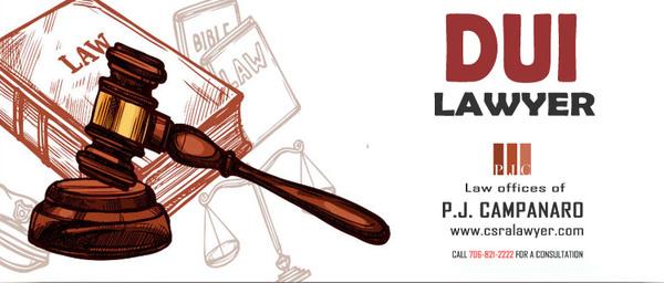 DUI Lawyer in Augusta, GA | PJ Campanaro