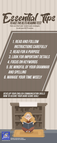 Essential Tips to Ace the IELTS Reading Test