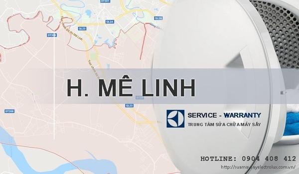 Sửa máy sấy Electrolux tại Mê Linh