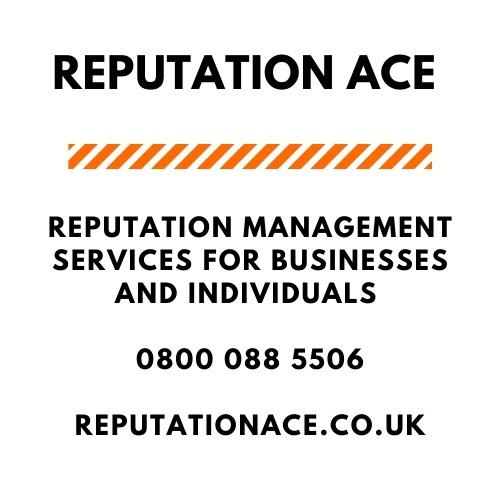 Reputation Company - Reputation Ace - 0800 088 5506 - Online Reputation Management Services UK