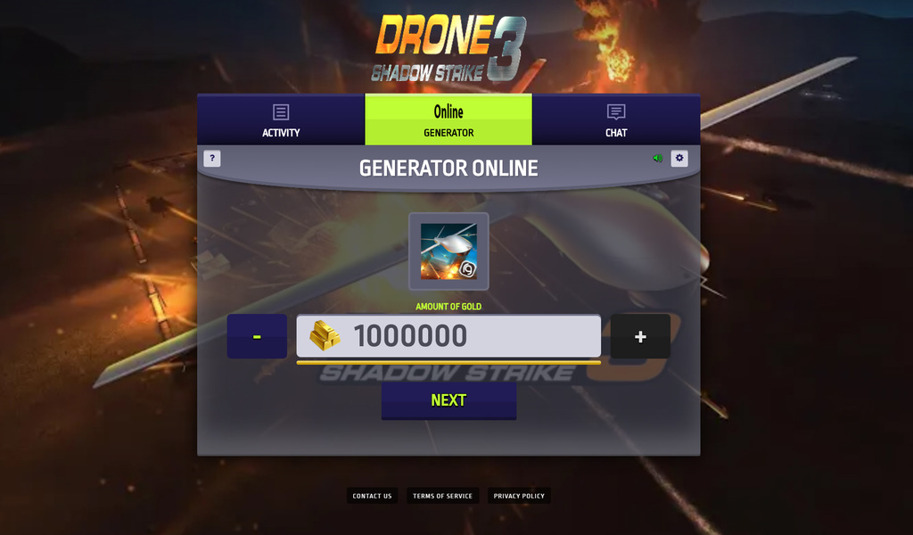 Drone Shadow Strike 3 Hack Mod Gold and Cash Unlimited