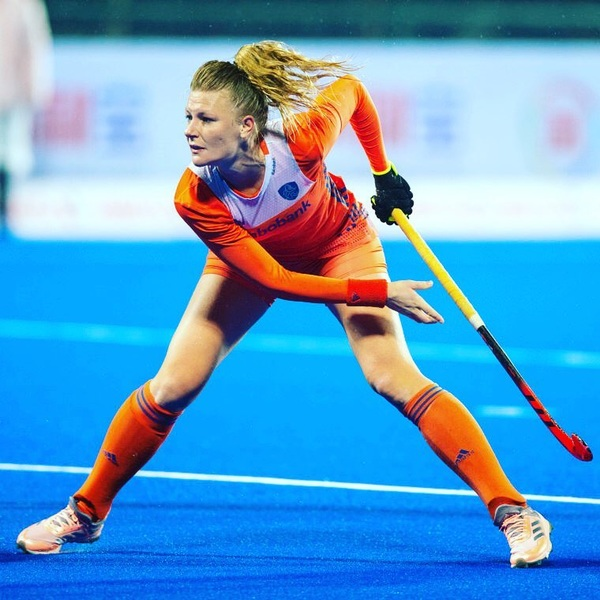 Good team performance today! Happy with the 3-0 win 🧡 #dutchies #HCT2018