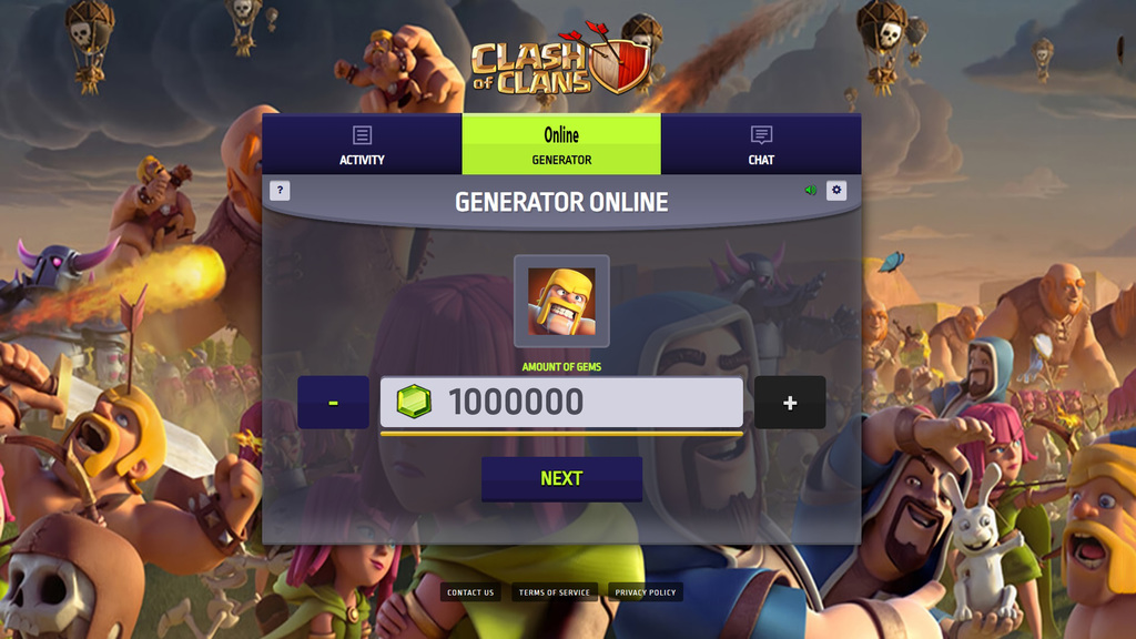 clash of clans hack without human verification and survey