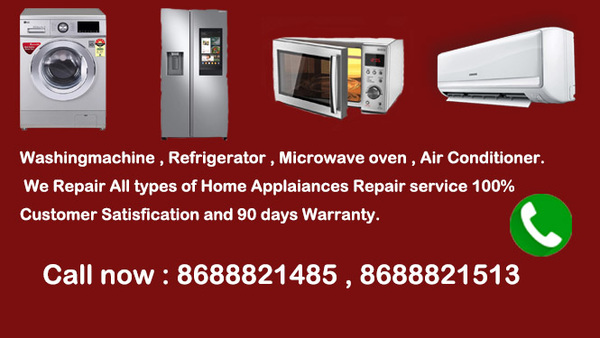 Whirlpool Microwave Oven Service Center in Grant Road