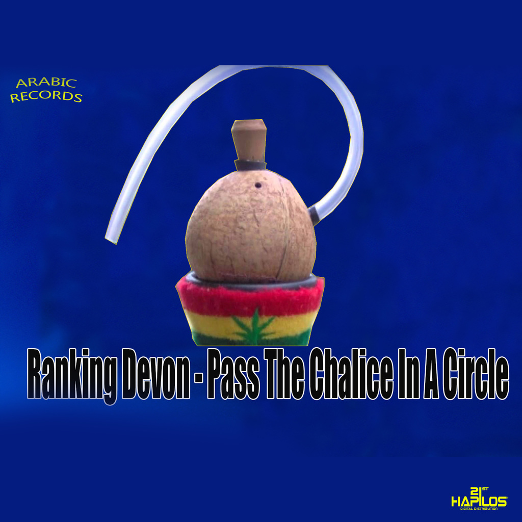 RANKING DEVON - PASS THE CHALICE IN A CIRCLE - SINGLE #ITUNES 12/14/18
