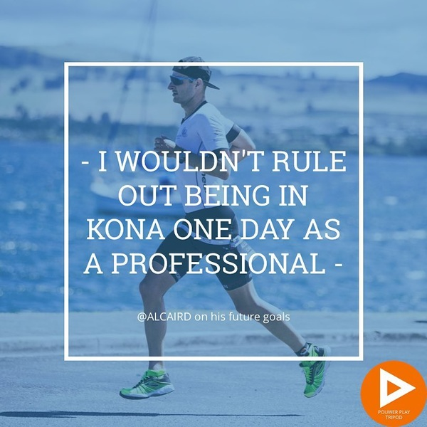 Great chat with @alcaird on his pro career, injuries, and the upcoming comeback at the 15th Karri Valley Triathlon! Link in bio!