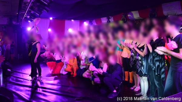 Het @rodenborch college uit #rosmalen voert deze dagen de musical #pippin op