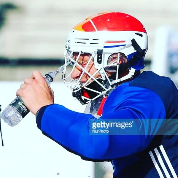 Wake-up!! Eerste drie punten van het seizoen met @hcoranjerood #moretocome #notenough @abnamronl @tk_hockey 📸credit @gettysport