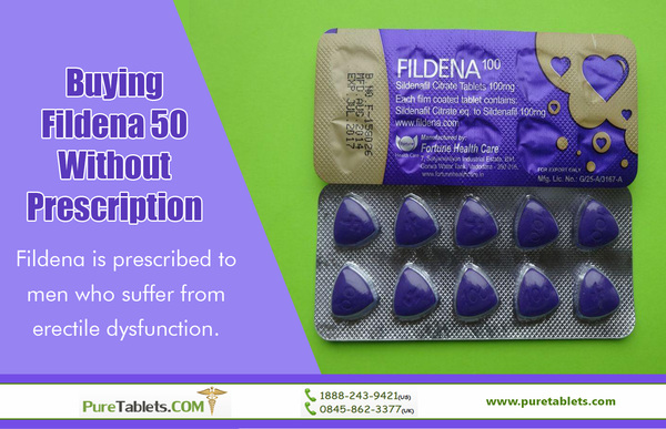 Buying Fildena 50 Without Prescription