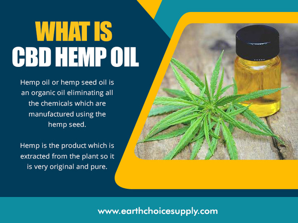 What is CBD Hemp Oil