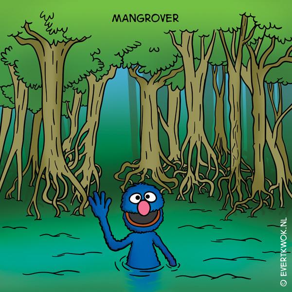 Mangrover #cartoon