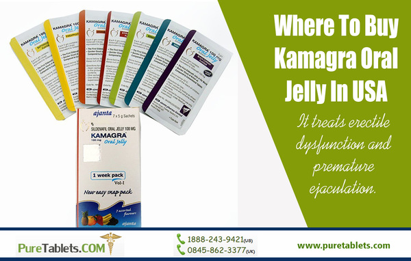 Where To Buy Kamagra Oral Jelly In USA