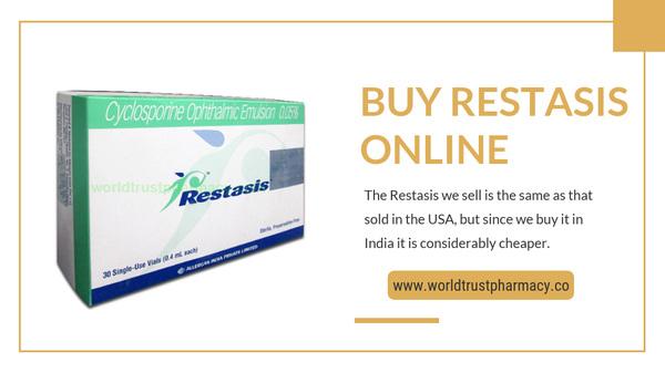 Buy Restasis Online