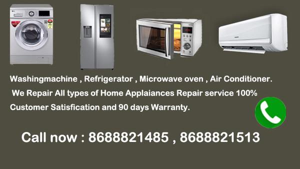 Whirlpool Air Conditioner Service Center in Dadar
