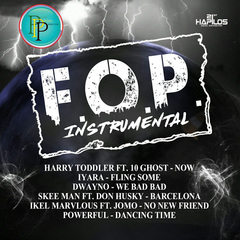 VARIOUS ARTISTS - F.O.P. RIDDIM #ITUNES 9/29/17 @djpeelout