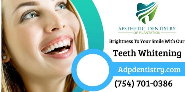 Teeth Whitening to Glow Your Smile