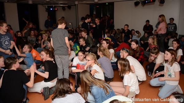 Vanavond is er voor de kids uit #groep8 de @sjvrosmalen #disco #rosmalen