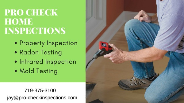 Home Inspections Fountain CO
