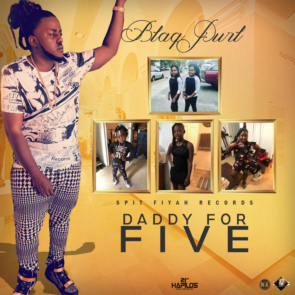 BLAQ PURL - DADDY FOR FIVE - SINGLE #ITUNES 11/23/18 #PREORDER 11/9/18 @SpitFiyahFilms