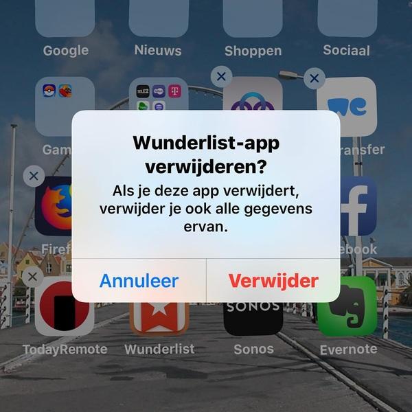 Ja, heel zeker. Ben er inmiddels achter dat de standaard Herinneringen app op iCloud nog veel beter werkt.