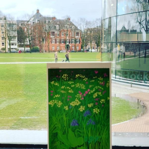 Hockney met Mima