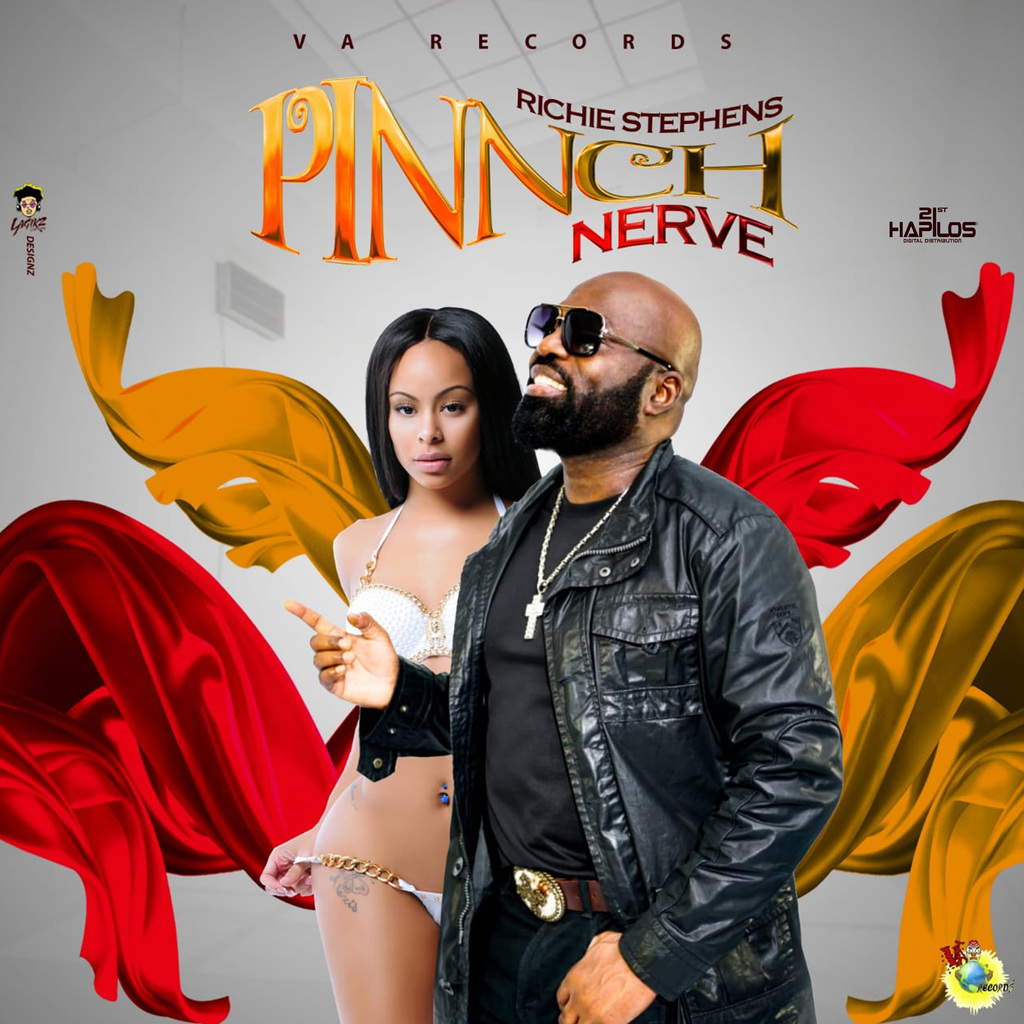RICHIE STEPHENS - PINNCH NERVE - SINGLE #ITUNES 9/27/19 #PREORDER 9/13/19