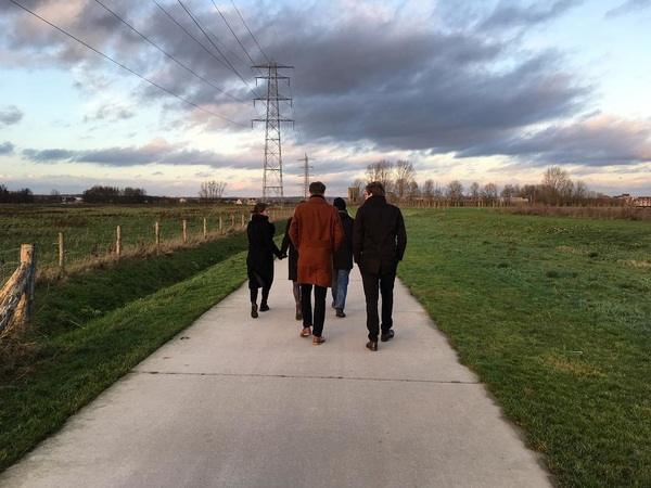 The clan #family #walk #christmas