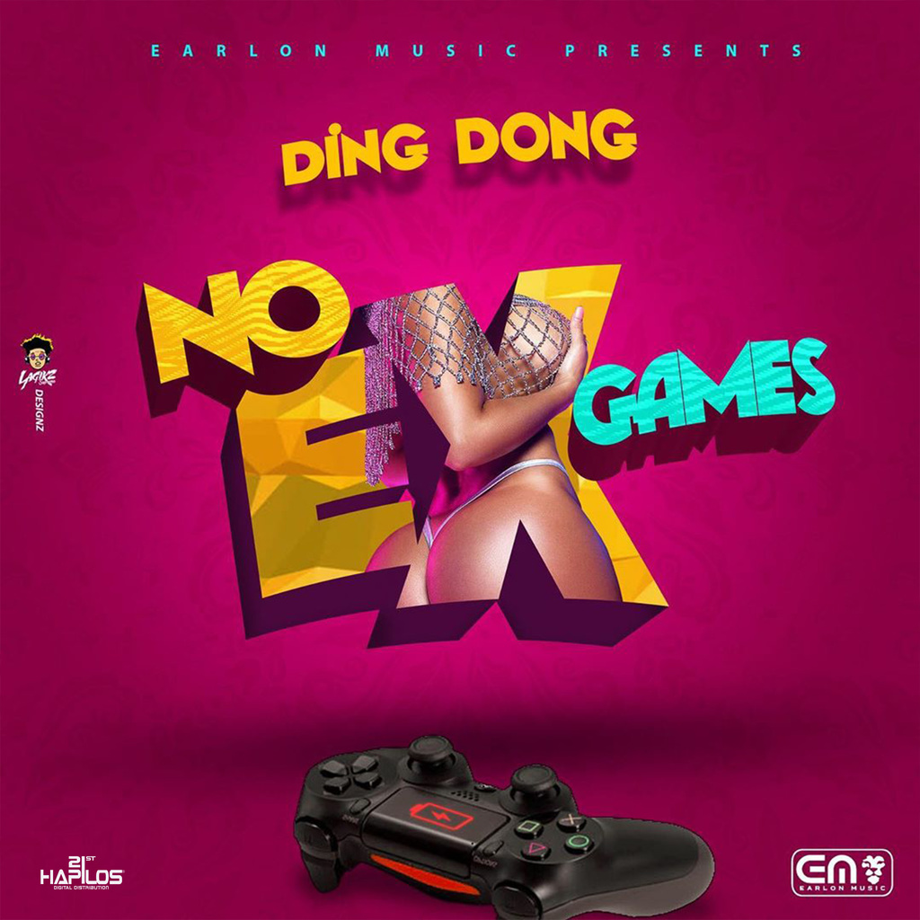 DING DONG - NO EX GAMES - SINGLE #ITUNES 9/13/19