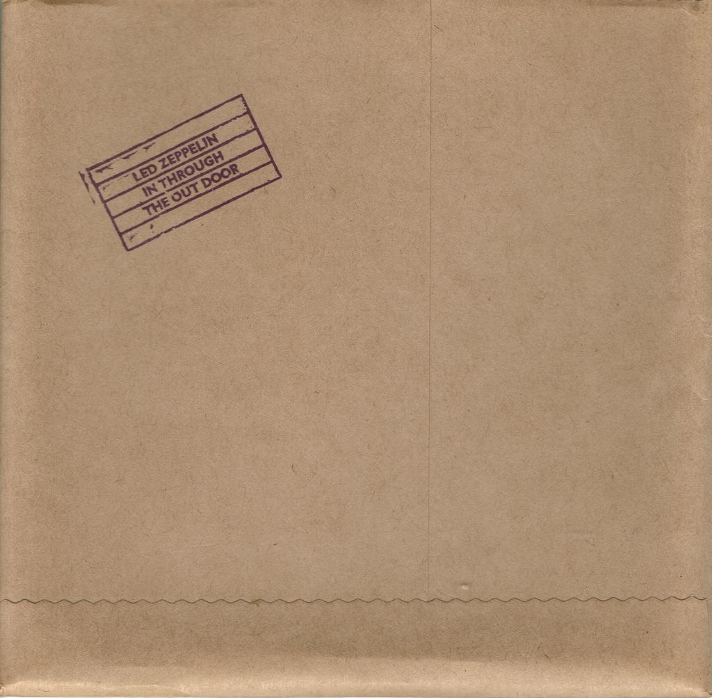 レッド・ツェッペリン / イン・スルー・ジ・アウト・ドア <リマスター/デラックス・エディション2CD>