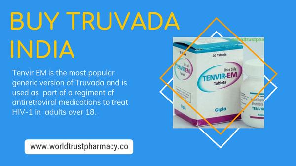 Buy Truvada India