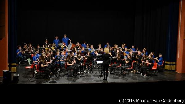 Afgelopen week waren de derdejaars Blazersklas leerlingen van het Rodenborch-College te gast in Bassano del Grappa