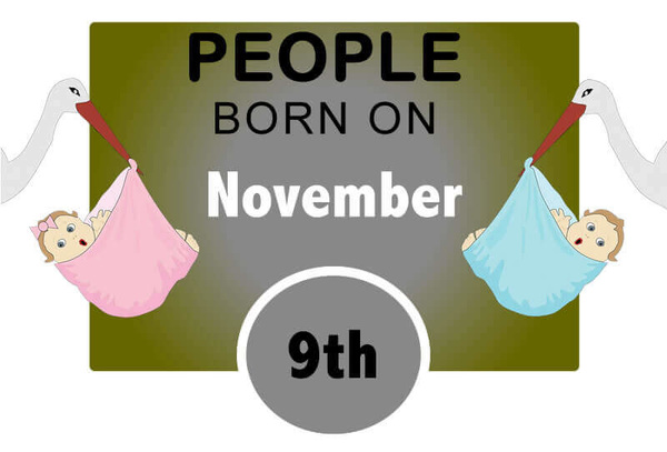 Numerological Personality Traits of People Born on November 9th